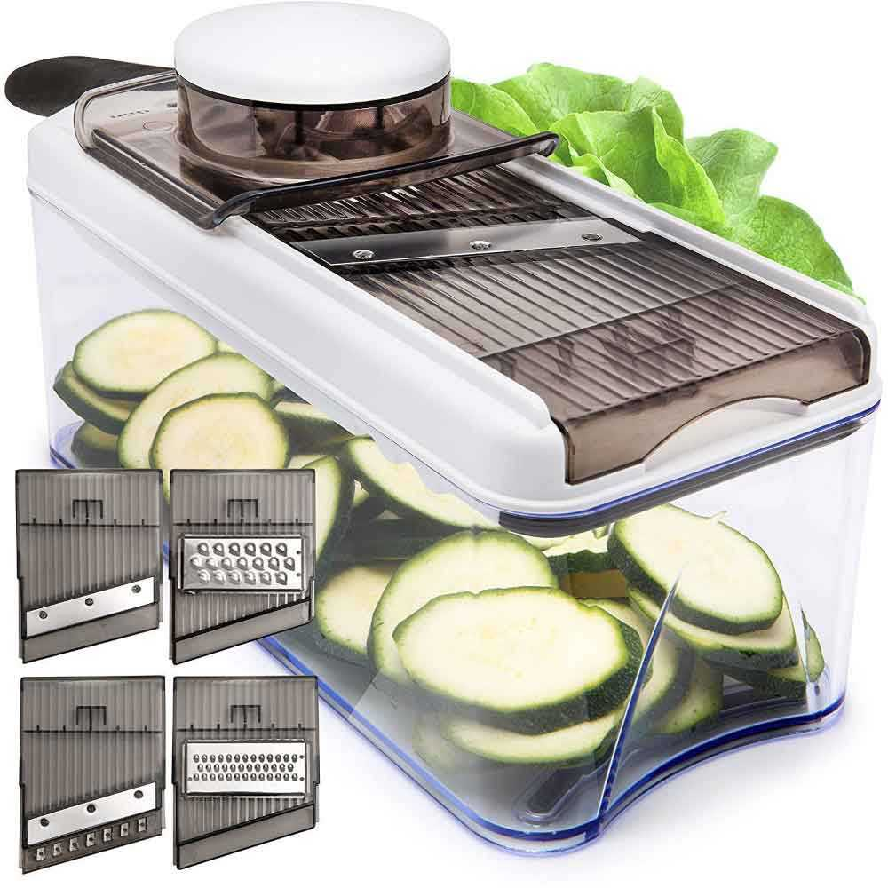 Top 10 Best Vegetable Shredders in 2020 cover image