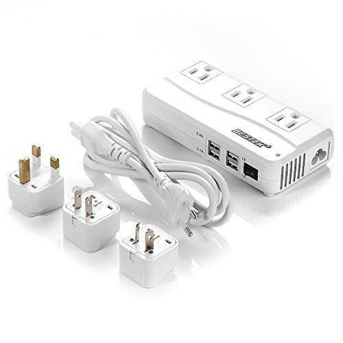 Best Travel Adapters review 2020 : Buyer's Guide cover image