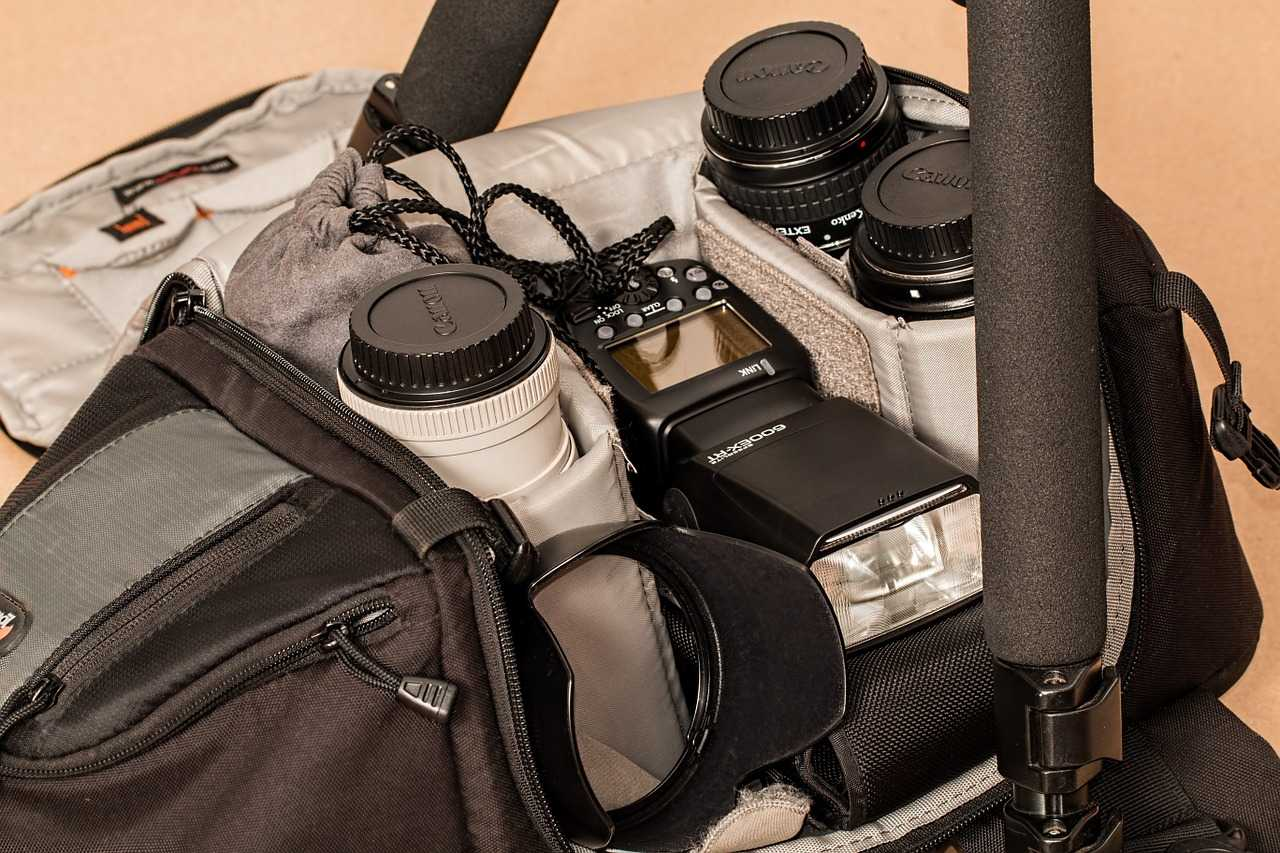 Top 10 Best waterproof camera bags and cases review : 2020 cover image