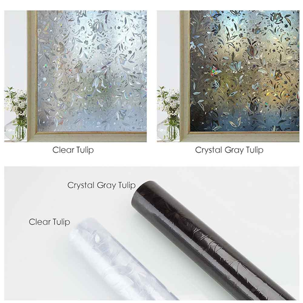CottonColors Privacy Window Film