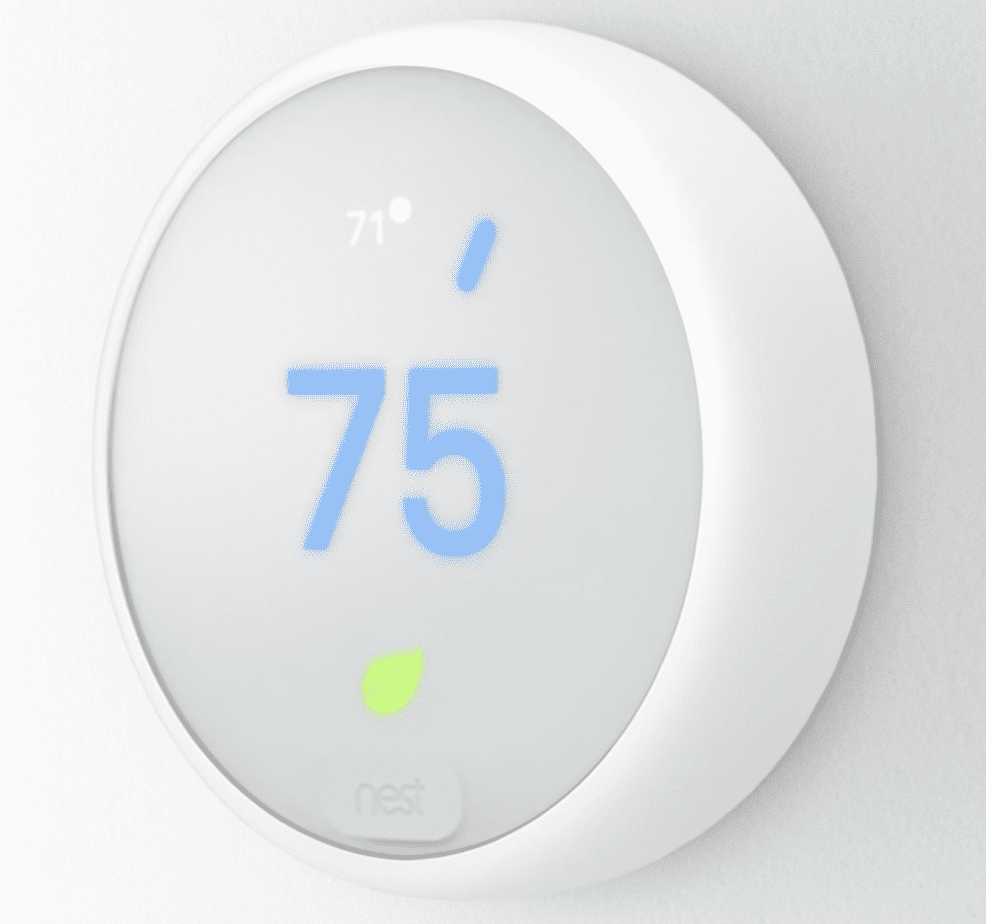 Nest Thermostat E review - New thermostat from Nest with a new look cover image