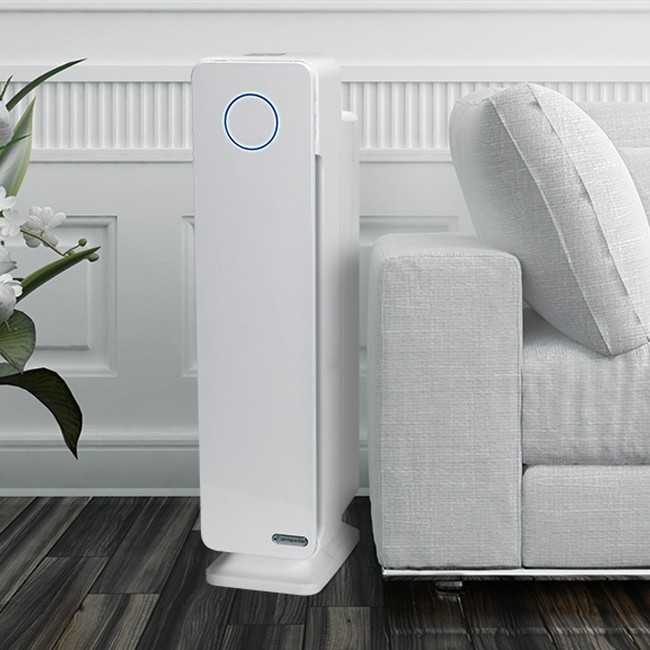 Top 10 Best Air Purifier for 2020 : Review and Buyer's Guide cover image