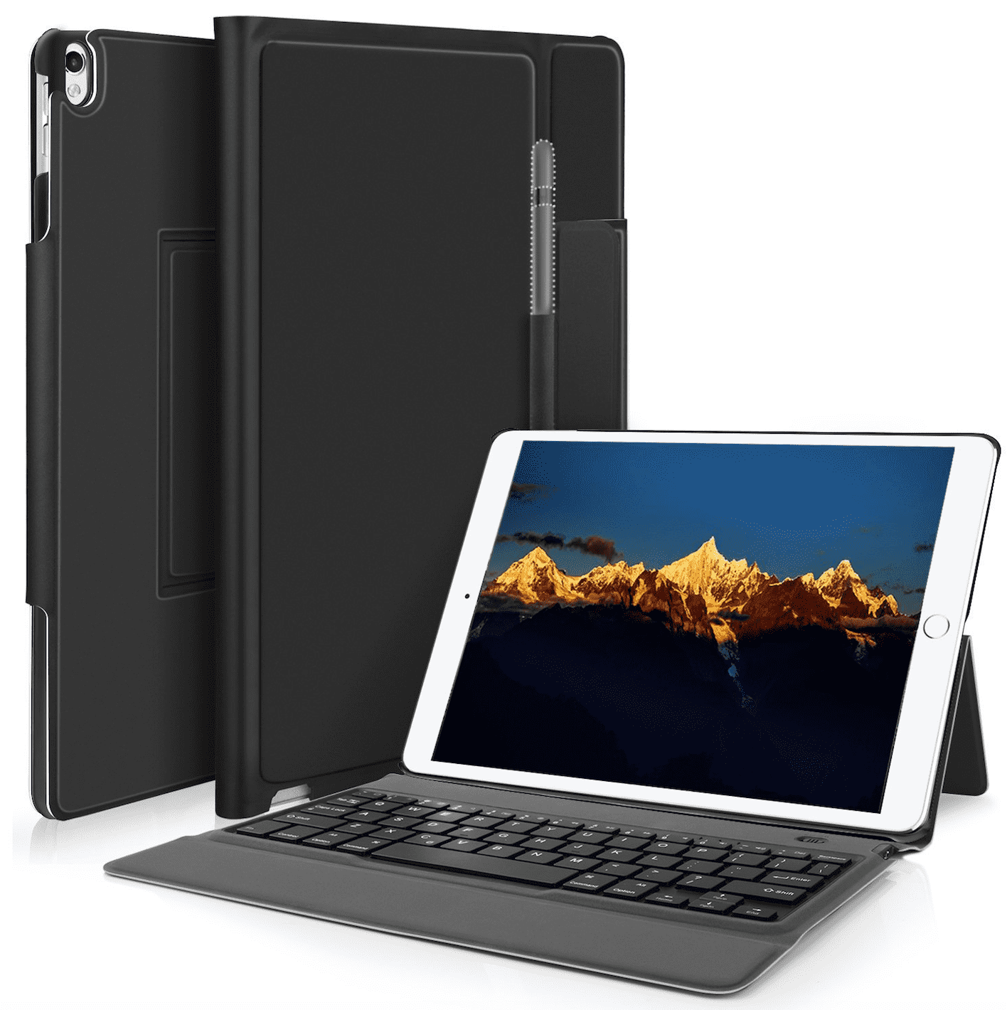 KuGi Keyboard : Best budget keyboard for iPad Pro 10.5 2017 edition cover image