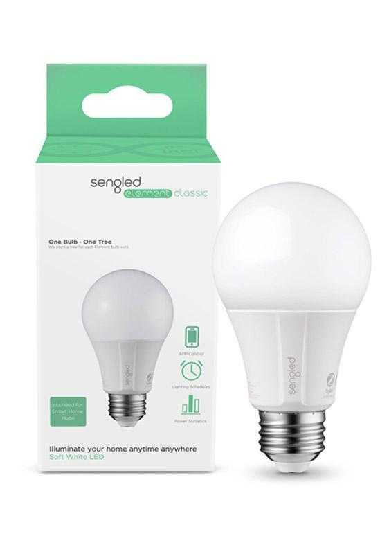 Sengled Element classic A19 Smart LED Bulb review cover image