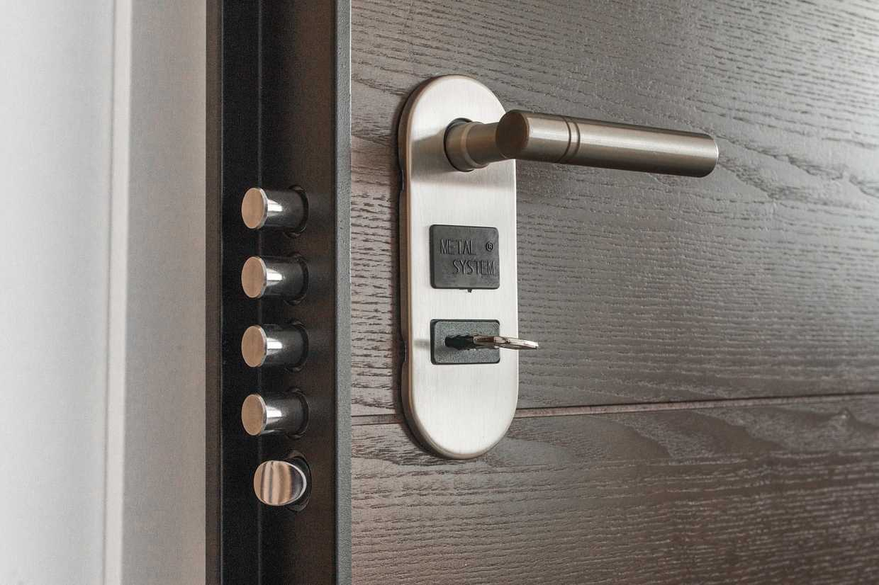 Lock your door with Voice command : August Smart Lock System cover image